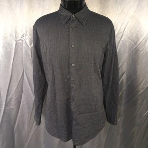 John Varvatos USA mens button down shirt
